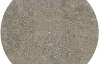 Marshalls Drivesett Tegula Circle Pennant Grey
