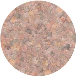 Marshalls Drivesett Tegula Circle Traditional