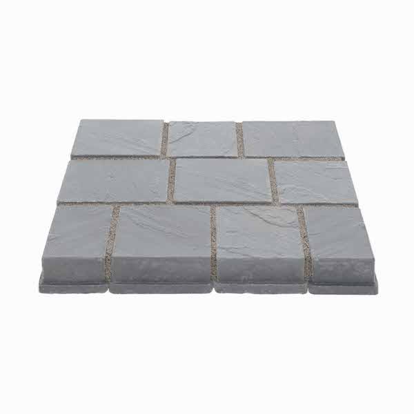 Marshalls Drivesys Riven Stone Silver Grey
