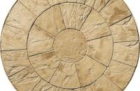 Marshalls Heritage Paving 2 Ring Circle Yorkstone