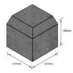 Keykerb-90-Degree-Angle-External-Charcoal