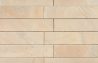 Marshalls Sawn Linear Golden Sand Multi
