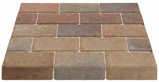 Marshalls Standard Block Paving Sunrise
