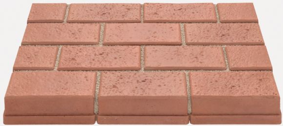 Marshalls Drivesys Classic Paver Manor Red