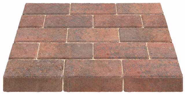 Marshalls Standard Block Paving Brindle