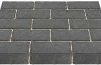 Marshalls Standard Block Paving Charcoal