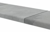 Marshalls Casarta Slate Bullnose Steps Silver Grey