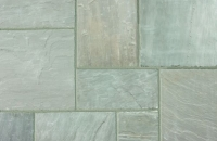 Marshalls Indian Sandstone Grey Multi