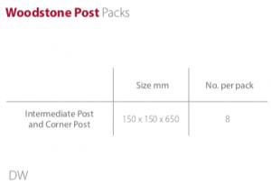 marshalls woodstone packs